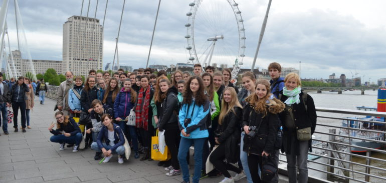 Wycieczka: Irlandia-Walia-Anglia