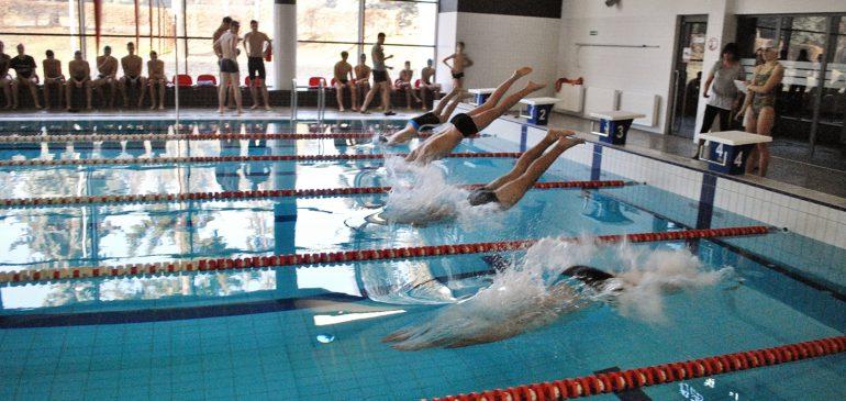 V Mistrzostwa Szkoły w Pływaniu