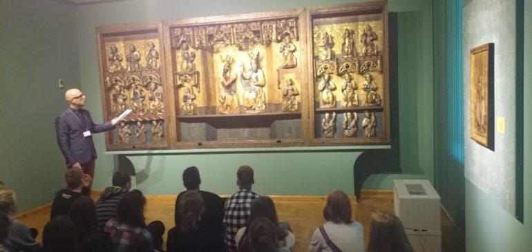 Lekcje muzealne w Muzeum Narodowym we Wrocławiu
