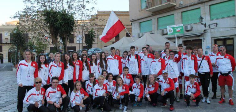 Szkolne Mistrzostwa Świata w Biegach na Orientacje Palermo 2017