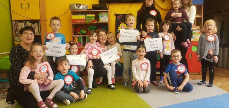 Licealiści z Żeroma – przedszkolakom