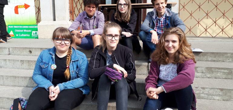 XLVI turystyczno-krajoznawczy sukces uczniów Żeroma