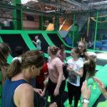 Park trampolin GoJump