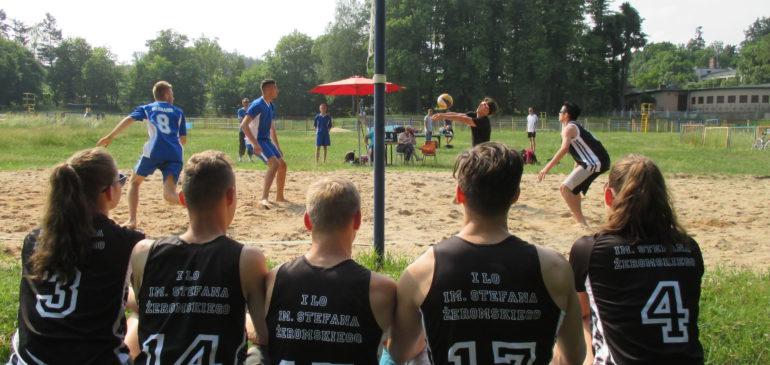Złoto dla siatkarzy plażowych w Mistrzostwach Jeleniej Góry