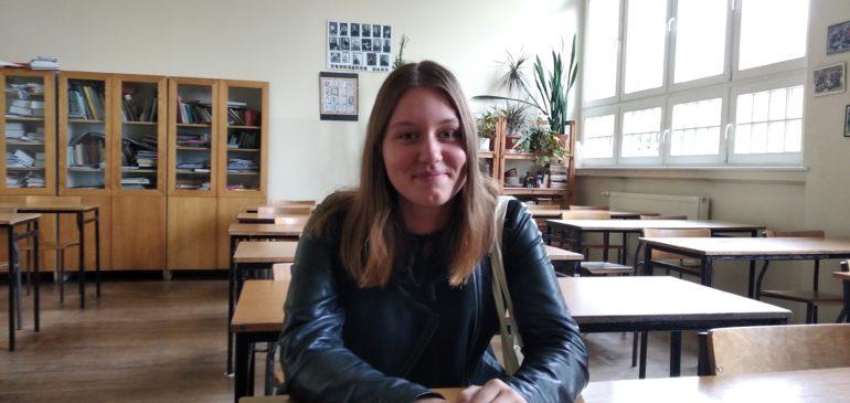 Ola laureatką VII Ogólnopolskiego Konkursu Historyczno – Literackiego Polskie więźniarki w Ravensbrück