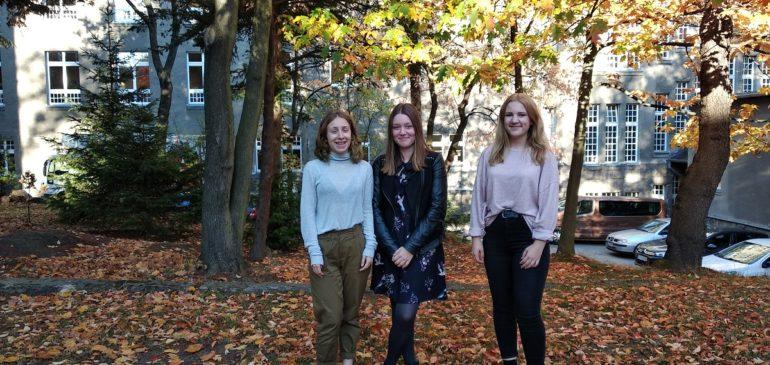 Ola, Natalia i Miriam Stypendystkami Krajowego Funduszu na Rzecz Dzieci