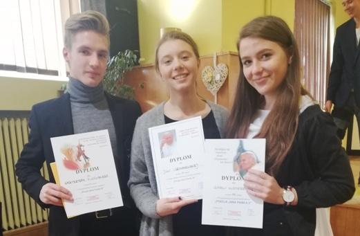 Międzyszkolny Konkurs Poezji Jana Pawła II