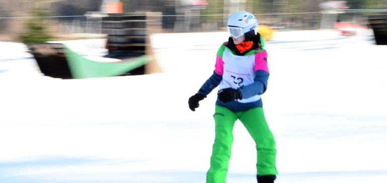 Finał Zimowej Gimnazjady i Licealiady w narciarstwie alpejskim i snowboardzie.