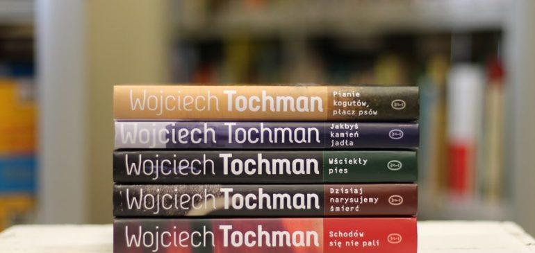 Spotkanie z Wojciechem Tochmanem