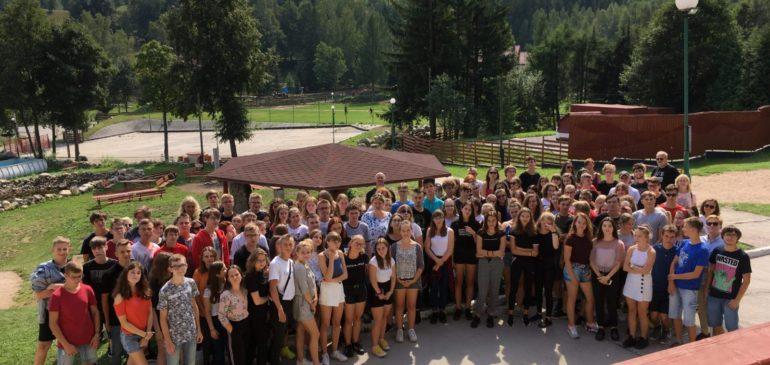 XIV Warsztaty Integracyjne LO – 284 uczniów …