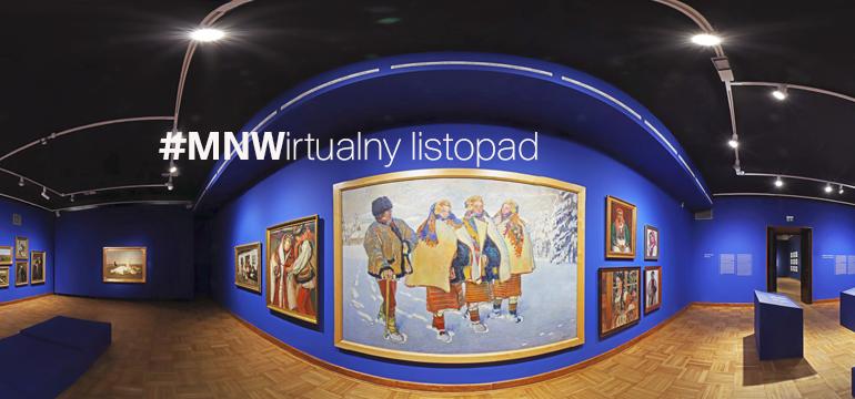 Zdalnie zwiedzamy Muzeum Narodowe w Warszawie