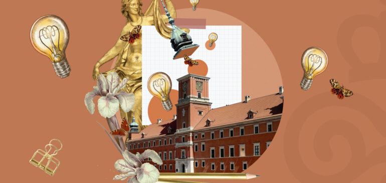 Zamek  Królewski dla maturzystów