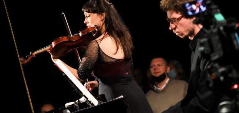 Recital skrzypcowy Sulamity Ślubowskiej