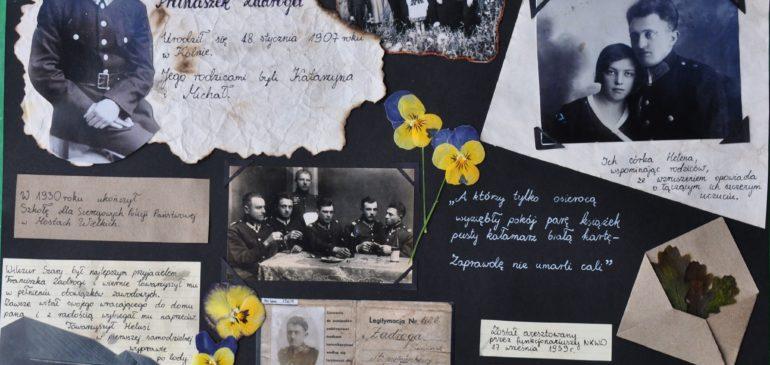 """Julia i Monika Laureatkami Konkursu """"Sprzączki i guziki z orzełkiem ze rdzy…"""""""